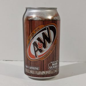 A&W Root Beer - 7.00