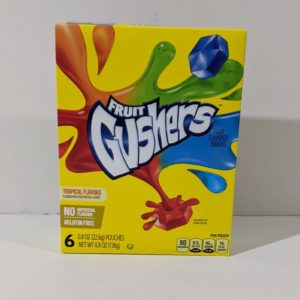 Fruit Gushers Tropical Flavors - 15.00
