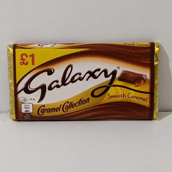 Galaxy Smooth Caramel - 14.00