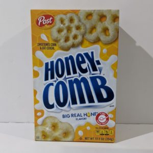 Honey Comb cereal - 22.00