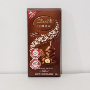 Lindt Lindor Irresistibly Smooth - Hazelnut - 16.00
