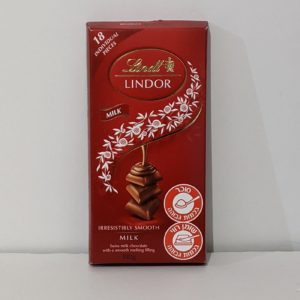 Lindt Lindor Irresistibly Smooth - Milk - 16.00