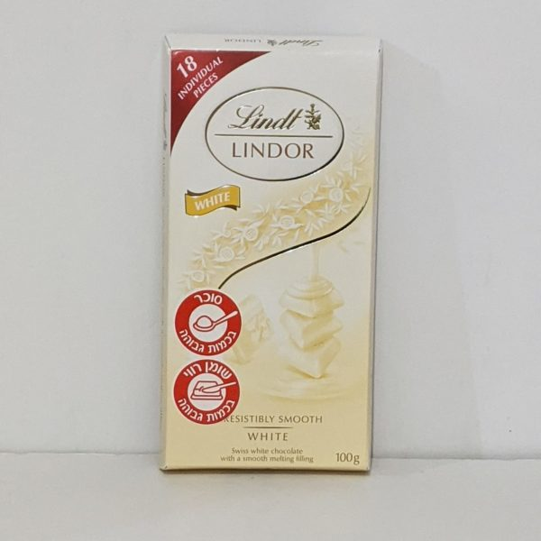 Lindt Lindor Irresistibly Smooth - White - 16.00