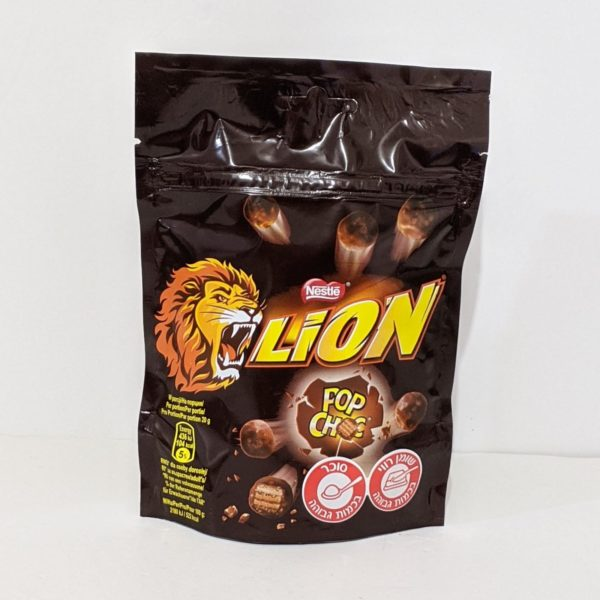 Lion Pop Choc - 10.00