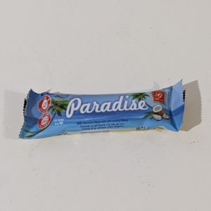 Paradise chocolate bar - 4.00