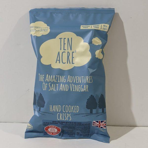 Ten Acre Salt and Vinegar Chips - 14.00