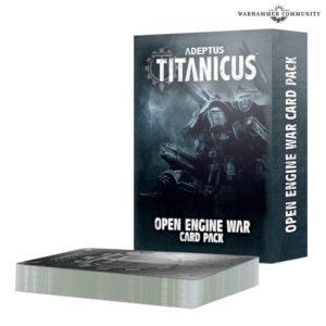AD/TITANICUS: OPEN ENGINE WAR CARD PACK