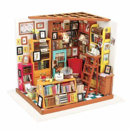 הספריה שלי