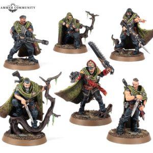 Astra Militarum: Gaunt's Ghosts