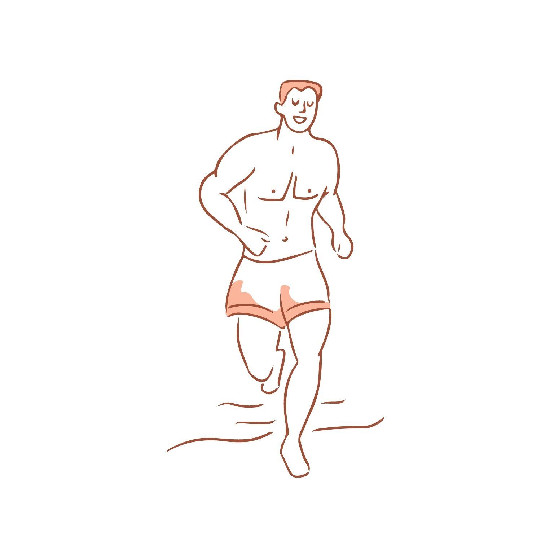 חנות הלבשה תחתונה מחלקת גברים גרביים תחתונים בוקסרים אישית בקרנש מול Магазин нижнего белья мужские трусы-боксеры на заказ спереди