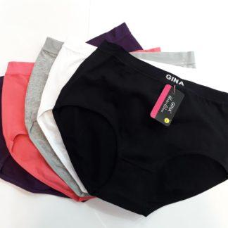 """תחתוני נשים מכותנה, גזרה גבוהה, M-3XL, שחור/לבן/צבעוני 12 ש""""ח ליחידה"""