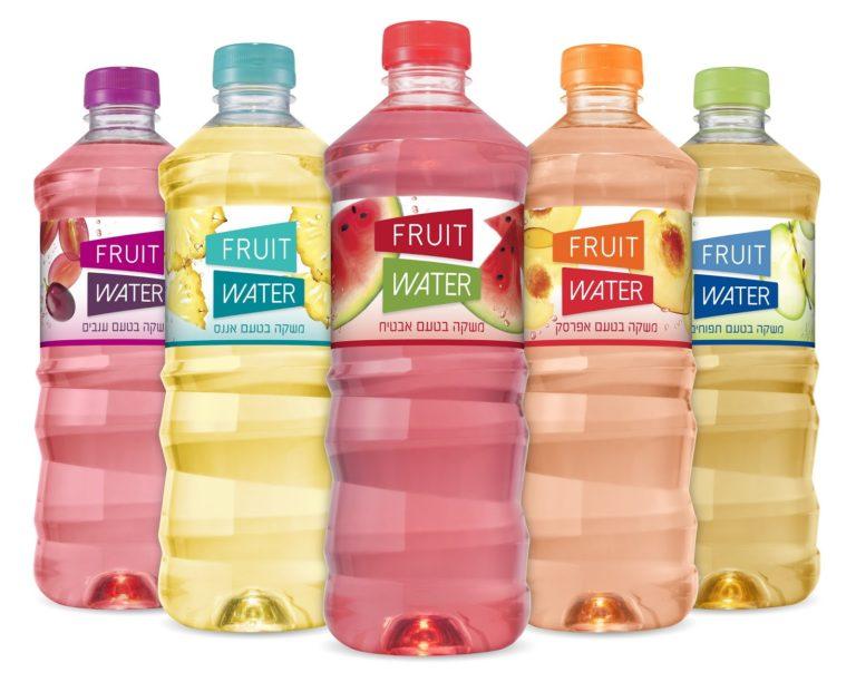 Fruit Water 1.5 ליטר 4 ב-22