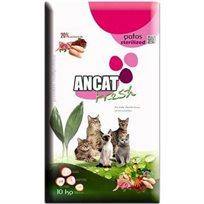 ANC מזון לחתולים 15 קילו