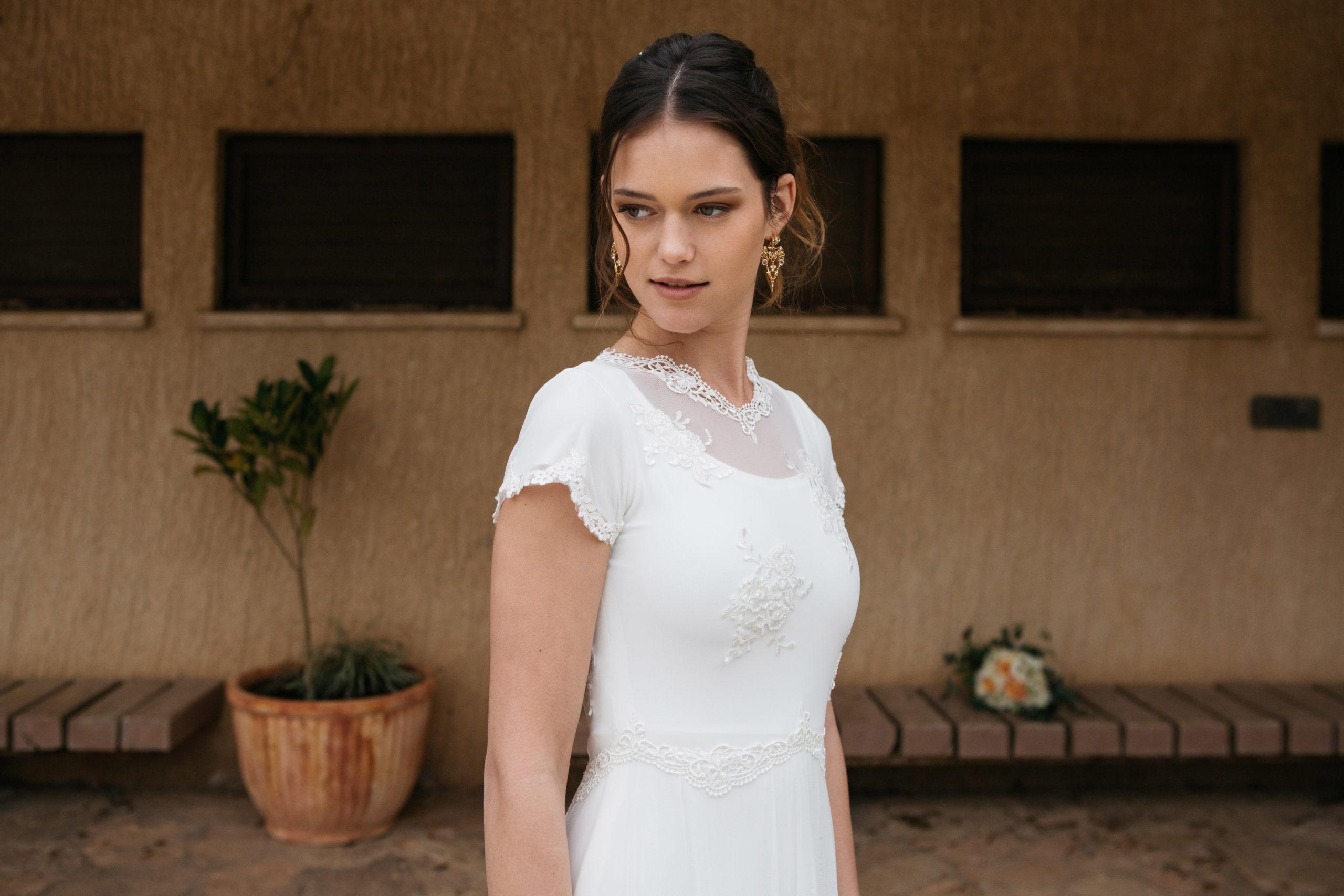 סטודיו לעיצוב שמלות כלה בשומרון נחמה הס ועדי קולקציית שמלות שנת 2017 Студия дизайна свадебных платьев в Самарии Nehama Hess and Adi